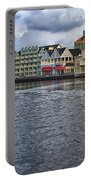 The Dance Hall At The Boardwalk Walt Disney World Portable Battery Charger