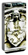 The Dark Eyed Angel  Portable Battery Charger