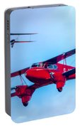 The De Havilland Dh90 Dragonfly Portable Battery Charger