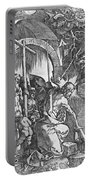 The Descent Of Christ Into Limbo Portable Battery Charger