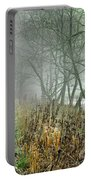 The Disappearing Man - Wolfscote Dale Portable Battery Charger