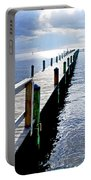 The Dock Of The Bay Portable Battery Charger