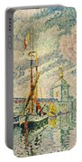The Dogana Portable Battery Charger by Paul Signac