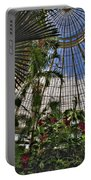 The Dome 002 Buffalo Botanical Gardens Series Portable Battery Charger