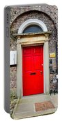 The Door To James Herriot's World Portable Battery Charger