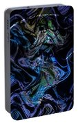 The Dragon Behind The Mask  Portable Battery Charger