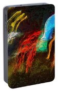 The Dragons Of Desire Portable Battery Charger