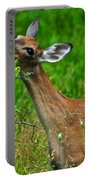 The Dreaded Deer Giraffe Portable Battery Charger