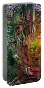The Dreaming Tree Portable Battery Charger by Aimee Stewart