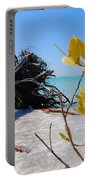 The Driftwood Beach Tree Portable Battery Charger