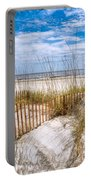 The Dunes Portable Battery Charger by Debra and Dave Vanderlaan