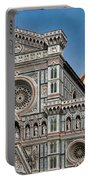 The Duomo And Baptistery Of St. John Portable Battery Charger