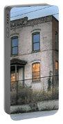The Duquesne Building - Spokane Washington Portable Battery Charger