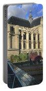 The Eglise De Saint-eustache Paris France  Portable Battery Charger