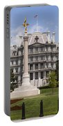 The Eisenhower Executive Office Building Portable Battery Charger
