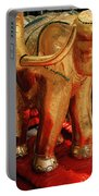 The Elephant Shrine Portable Battery Charger