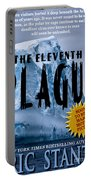 The Eleventh Plague Bookcover Portable Battery Charger