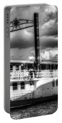 The Elizabethan Paddle Steamer Portable Battery Charger