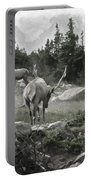 The Elk Painterly 2 Portable Battery Charger
