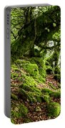 The Elven Forest No2 Wide Portable Battery Charger