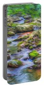 The Emerald Forest 6 Portable Battery Charger