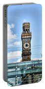 The Emerson Bromo-seltzer Tower Portable Battery Charger