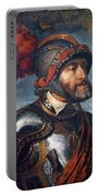 The Emperor Charles V Portable Battery Charger