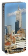The Empire State Building Portable Battery Charger