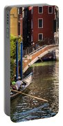 The Essence Of Venice Portable Battery Charger