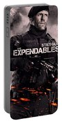 The Expendables 2 Statham Portable Battery Charger