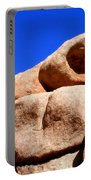 The Eye Of Joshua Tree By Diana Sainz Portable Battery Charger