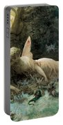 The Fairies From William Shakespeare Scene Portable Battery Charger