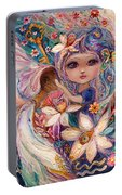 The Fairies Of Zodiac Series - Aquarius Portable Battery Charger