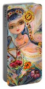 The Fairies Of Zodiac Series - Sagittarius Portable Battery Charger
