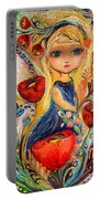 The Fairies Of Zodiac Series - Virgo Portable Battery Charger