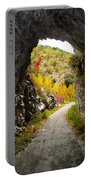 The Fall Cave Portable Battery Charger