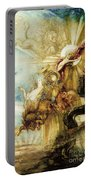 The Fall Of Phaethon Portable Battery Charger