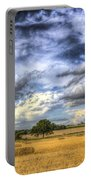 The Farm In The Summertime  Portable Battery Charger