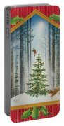 The Fir Tree Portable Battery Charger