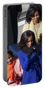 The First Family Portable Battery Charger