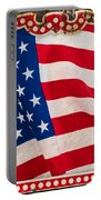 The Flag Portable Battery Charger by Martin Bergsma