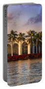 The Flagler Museum Portable Battery Charger