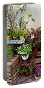 The Florist Portable Battery Charger