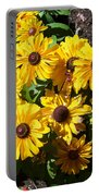 The Flower 16 Portable Battery Charger