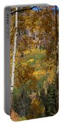 The Forest For The Trees Portable Battery Charger