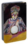 The Fortune Teller Portable Battery Charger