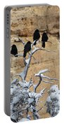 The Four Crows Portable Battery Charger