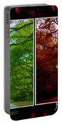 The Four Seasons- Featured In Comfortable Art And Newbies Groups Portable Battery Charger