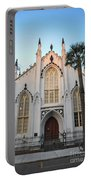 Charleston French Huguenot Church Portable Battery Charger