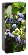 The Freshest Blueberries Portable Battery Charger